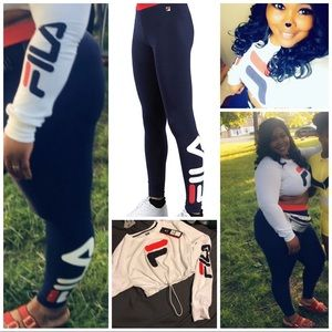 Fila Outfit 100% authentic!